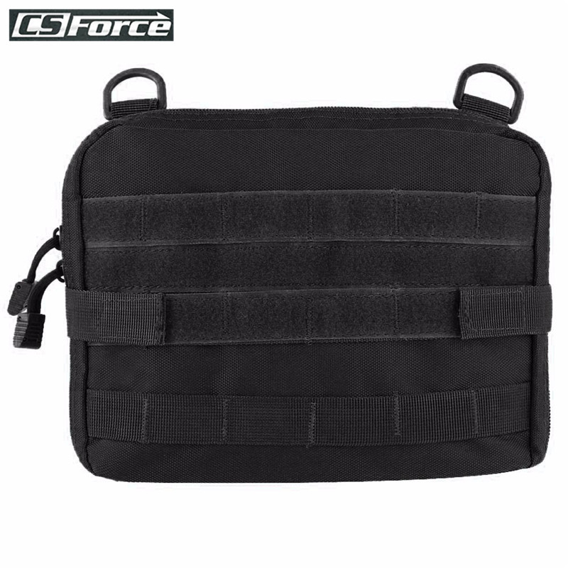 Outdoor Tactical Accessories Bag Multi-Functional EDC Accessory Pouch Molle Nylon Hunting Pack Military Waist Bag Tool Pocket