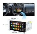 "7 ""Android 4.4 4 Core Автомобильная Электроника Gps-навигация 2Din Автомобильные cd радио Универсальный Автомобильный Видео Плеер Поддержка OBD DVR 800*480 1 Г RAM"