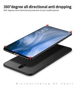 Image 4 - Oppo リノケース耐衝撃 Silm 高級超薄型ハード Pc 電話ケース Oppo リノ裏表紙 oppo リノ Fundas