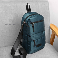 Sling Bag Street Shoulder Bag Outdoor Travel Crossbody Pack for Men Cool Roomy Bag Many Pockets High Quality Excellent Recommend