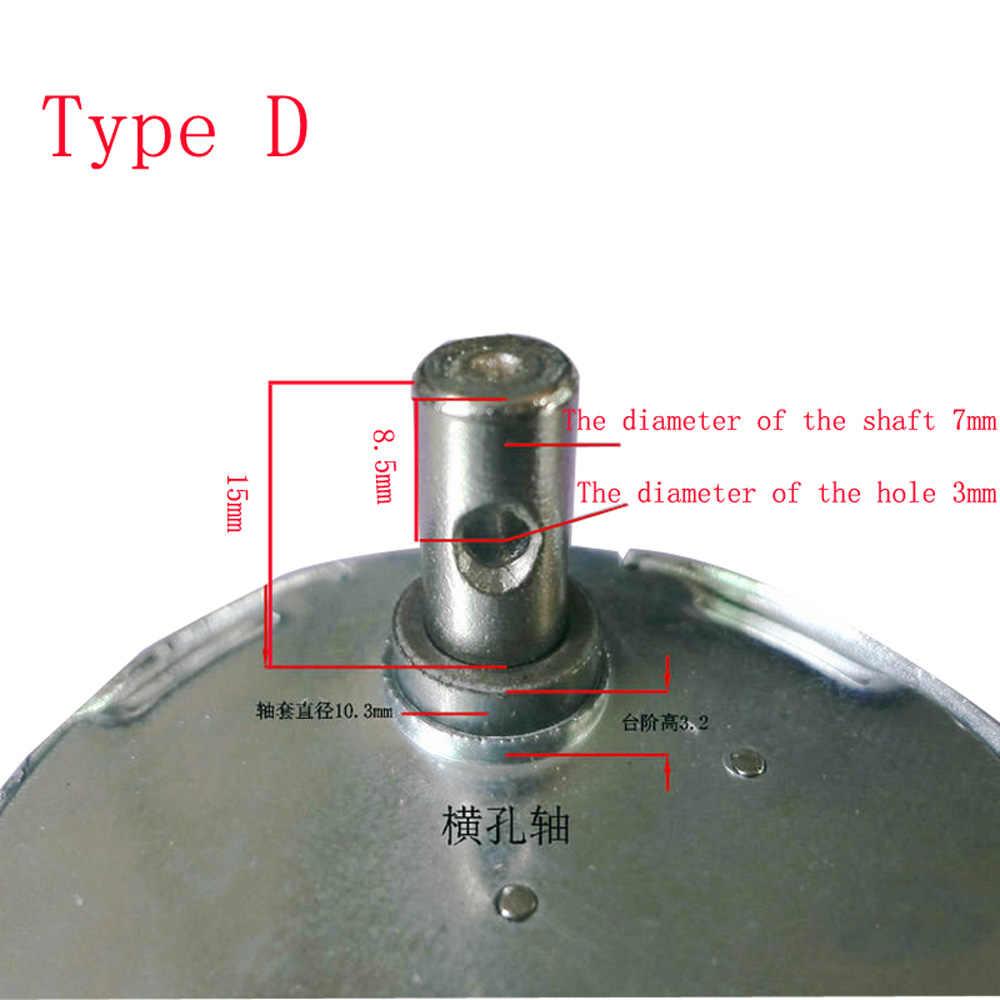 TYC-50 синхронный двигатель переменного тока 220 В двигатель вентилятора 110 В ремесло повернуть выставка/Осциллирующий двигатель вентилятора микроволновая печь мотор-редуктор