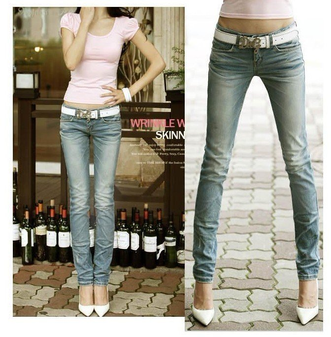 Aliexpress.com : Buy Wholesale Sexy Slim pencil jean skinny jeans ...