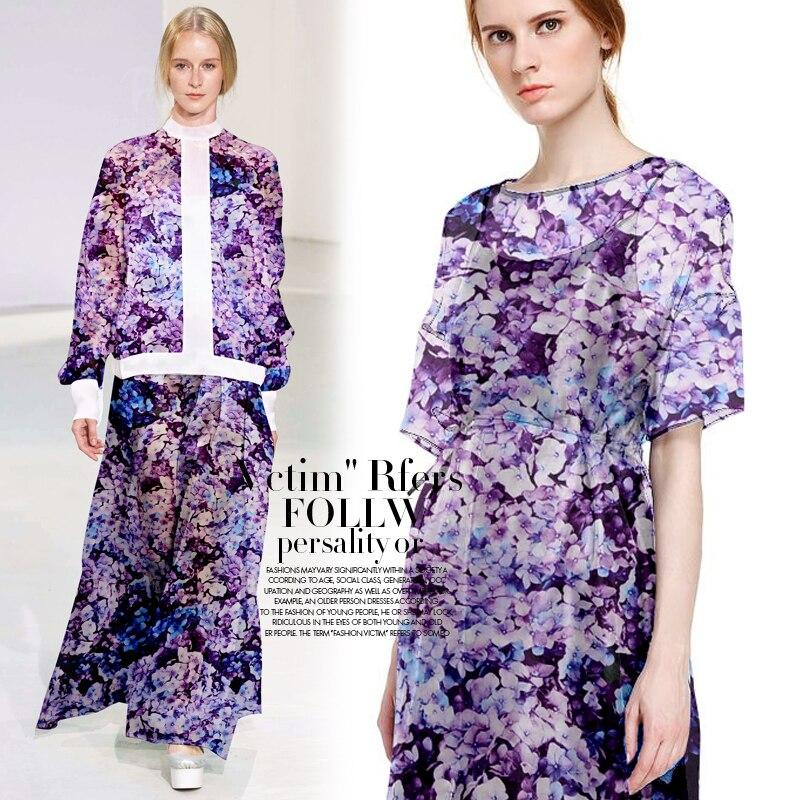 Hedvábné organzy saténové tkaniny hedvábné textilie pro šaty hedvábné organzy textilie digitální inkoustové šaty velkoobchodní hedvábné tkaniny
