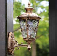 high end waterproof outdoor wall lamp outdoor lighting wall lamps Contains LED bulb free shipping