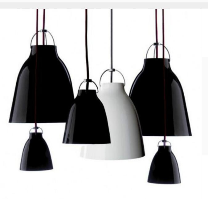 1pc Modern pendant lights black/white pendent Light lighting sitting room bar restaurant living decoration pendant lamps GY262 phube lighting modern pendant light black white green grey pendant light bar restaurant living room lighting