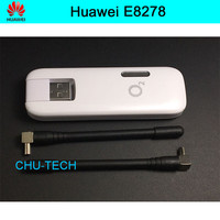 Unlocked Huawei E8278 602 LTE 4G WiFi Dongle Up To 10 Users Mobile Broadband 2pcs Antenna