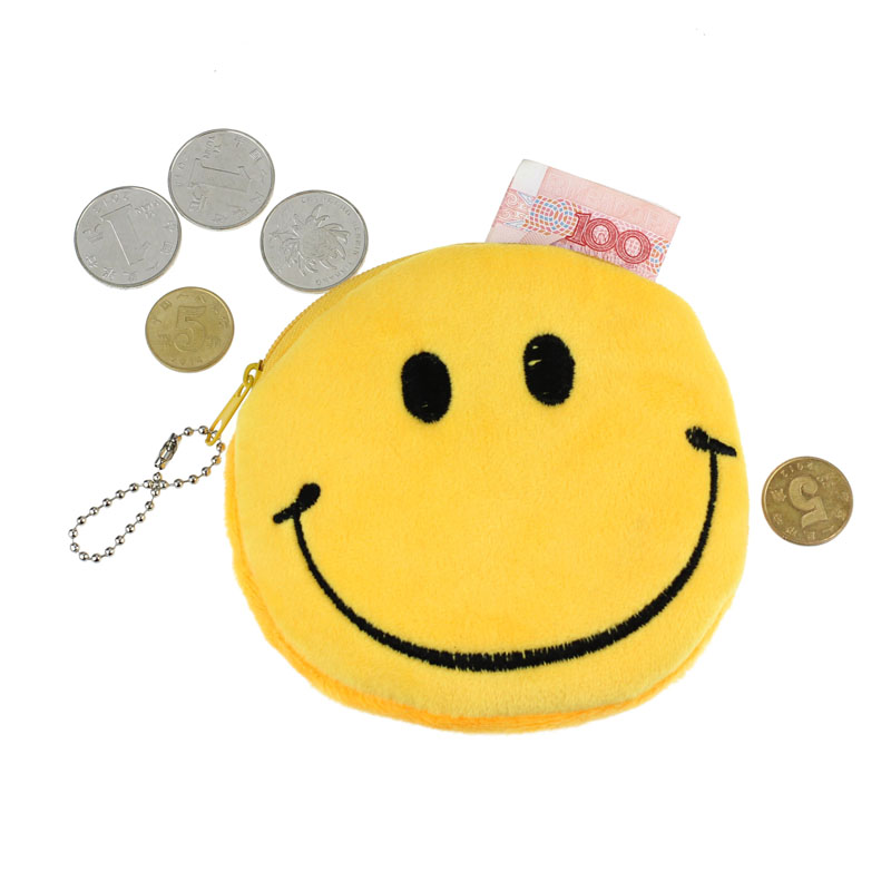 Fashion coin purse Women Lovely Lady Small Wallet Emoji Smile Purses Gift Carteras Mujer Carteira Feminina coin purses women purse for coins children s wallet kids wallets cats fashion small bag gato monederos mujer monedas carteira