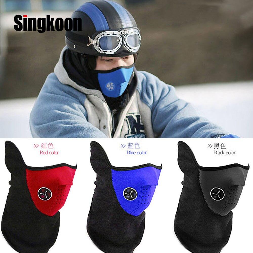 Motorcycle Face Mask Balaclava Face Shield Biker Face Mask Motorcycle Windproof Lycra Motorcycle Mask kominiarka Moto