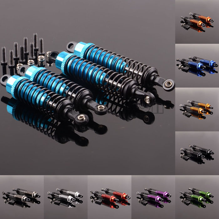 4P Front & Rear shock absorber For Wltoys RC L969 L979 L202 L212 L222 L959 K959