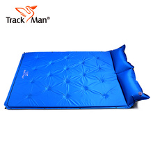 2 Person Outdoor Self-Inflating Sleeping Pad with Pillow Camping Tent Mat Travel Moisture-proof Mat – TM222006