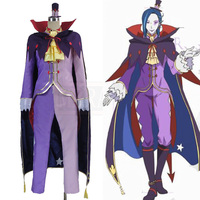 Re Zero Re Life in a Different World from Zero Roswaal L Mathers Cosplay costume All Size