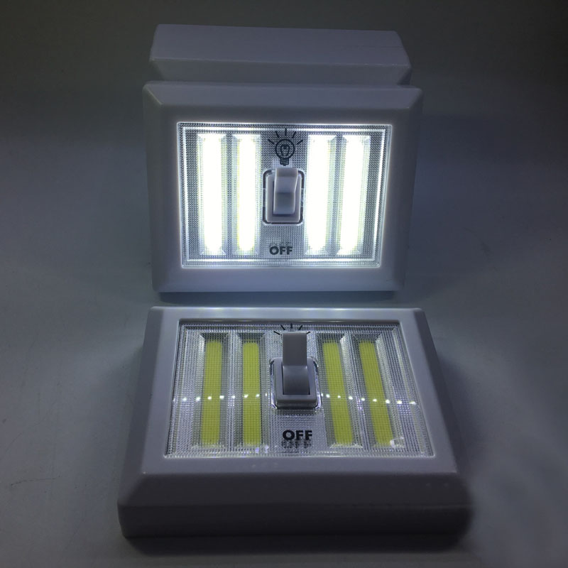 1 PC Switch Type Four COB Leds Magnet Troubleshooting