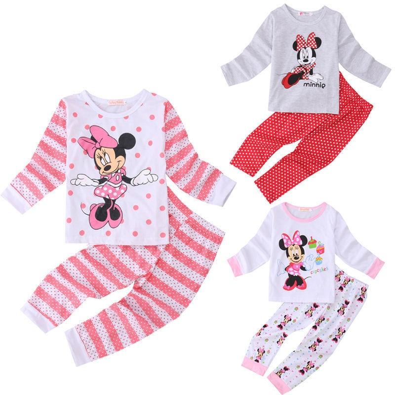 Minnie Mouse été pyjama blanc-bleu clair DISNEY BABY Fille 68,80