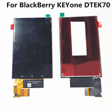 For BlackBerry KEYone DTEK70 LCD Display +TOUCH Screen Digitizer Assembly For DTEK70 LCD KEYone Screen Replacement Parts