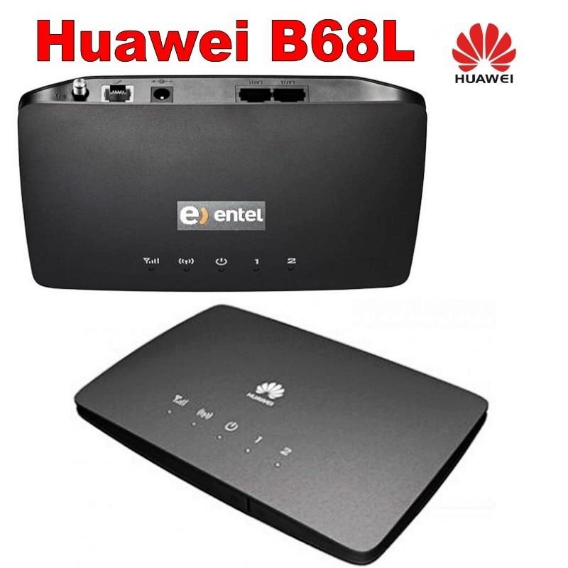 Huawei B68L 25 900 1900 2100Mhz 3G wireless gateway Huawei B68L 3G Unlocked router