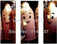 Талисман презерватив талисман костюм Взрослый размер презерватив маскотт наряд костюм кунг фу панды EMS Бесплатная доставка
