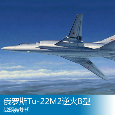 Trumpeter 1/72 Tu-22M2 of Russia B strategic bombers backfire Assembly model соус horeca select pesto alla genovese