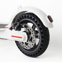 Xiaomi Mijia M365 Scooter Skateboard Tyre Solid Hole Tires Non Pneumatic Tyre Shock Absorber Damping Rubber