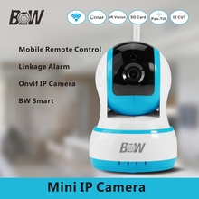 Special Offer System Camera IP ONVIF 720P HD Security Camera System Surveillance Video Wifi CCTV Mobile Remote Control BW013B