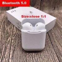 Дропшиппинг i11 СПЦ Bluetooth 5,0 наушники СПЦ беспроводной Поддержка бинауральные вызова для iphone не airpods аурикулярная
