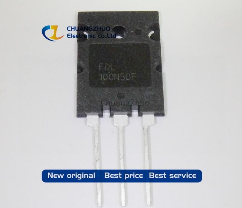 10pcs New Original FDL100N50F 100N50F MOSFET N-CH 500V 100A TO-264