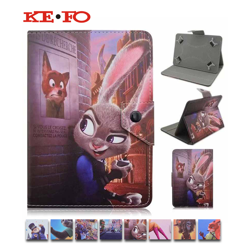 PU leather flip Tablets & e-Books Case cover For Alcatel One Touch Pixi 7 3G funda tablet 7 pulgadas universal Accessories