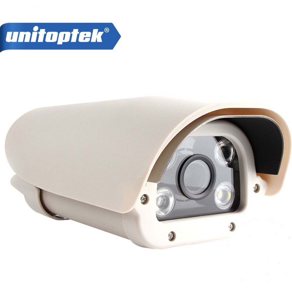 720P Vehicle License Plate Capture Recognition LPR AHD Camera 6mm Lens Analog1 0MP For Parking Lot