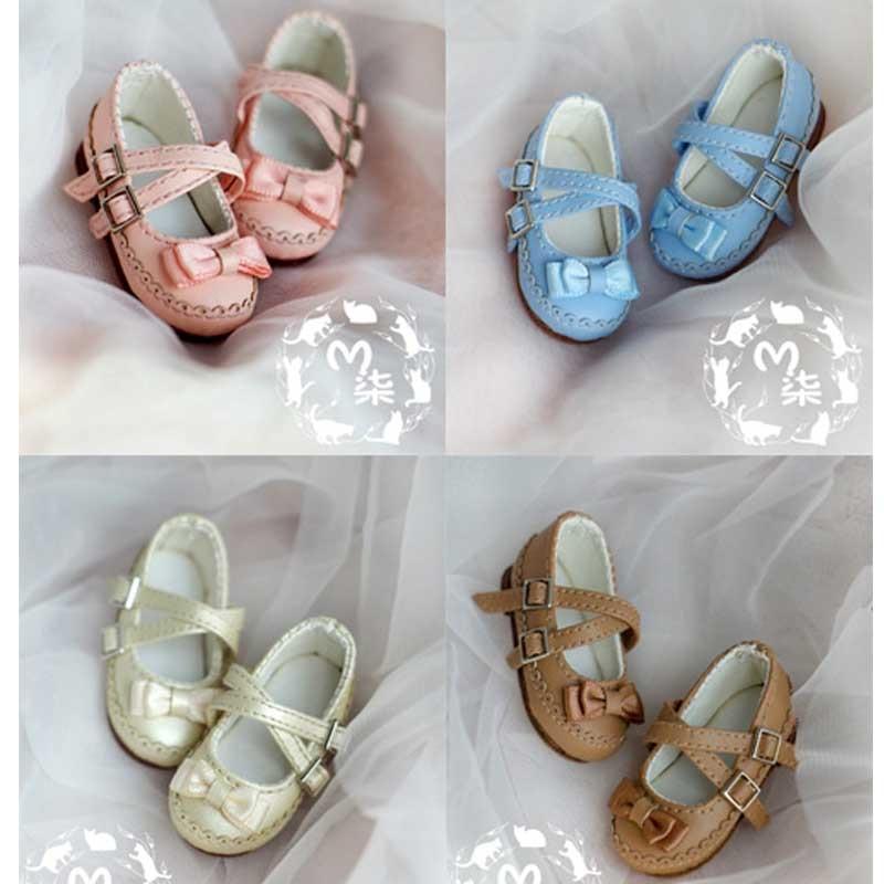1Pair Retail Dolls Accessories Cute 1/6 SD YOSD Shoes For BJD Dolls uncle 1 3 1 4 1 6 doll accessories for bjd sd bjd eyelashes for doll 1 pair tx 03