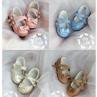 1Pair Retail Dolls Accessories Cute 1/6 SD YOSD Shoes For BJD Dolls