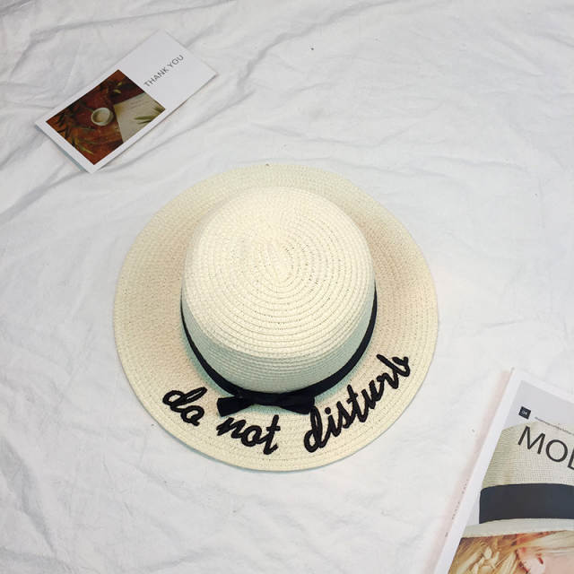 1974897ef78 2017 Summer Hats For Women Panama Bow Sombrero Sun Ladies Chapeau Femme  Straw Hat Foldable Beach