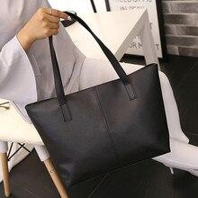 Женская кожаная сумка, роскошная Брендовая женская черная сумка, мягкая большая сумка-мессенджер, сумки на плечо, простая сумка для покупок, женская сумка