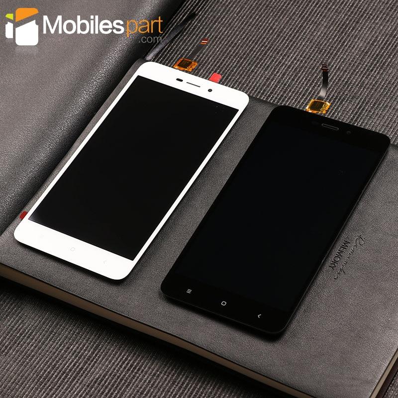imágenes para Para Xiaomi Redmi 4A Lcd Pantalla de 5.0 pulgadas Nueva Pantalla LCD de Repuesto + Pantalla Táctil de la Versión Global de Xiaomi Redmi 4A Pro
