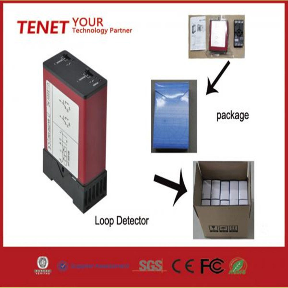 US $24 9 |Manufacturer TENET TLD 110 single channel inductive vehicle loop  detector for FAAC BFT CAME NICE Gate barrier operators-in Car Parking