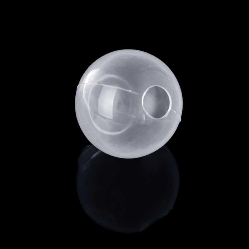 قالب من السيليكون DIY الكون الكرة الراتنج مرآة لصنع المجوهرات الكرة shpe مختلفة نوع من الايبوكسي الراتنج قوالب للمجوهرات