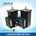 Leadshine NEMA 23 Закрытая петля Интегрированная машина ISS57-20 leadshine серводвигатель