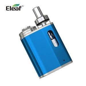 Image 2 - מקורי Eleaf iStick פיקו תינוק ערכת עם built in 1050mAh סוללה כפתור נעילת מערכת GS אוויר 0.75ohm ראש סיגריה אלקטרונית