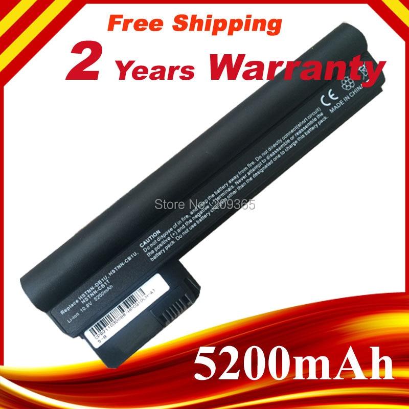 Batterie d'ordinateur portable 03TY pour HP Mini 110-3000 mini110 110 CQ10 CQ10-400 607762-001 607763-001 HSTNN-CB1T HSTNN-CB1U HSTNN-DB1T