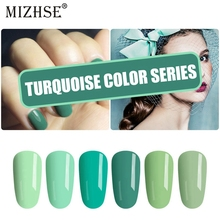 MIZHSE 7ML Salon Nail Gel Polish UV Led Nail Art Primer Hot Selling Nagellack Gel Polish For Semi Permanent UV Soak Off Manicure modelones 3pcs lot gel nail polish set kit semi permanent uv purple nail polish nail art soak off led uv nail salon set