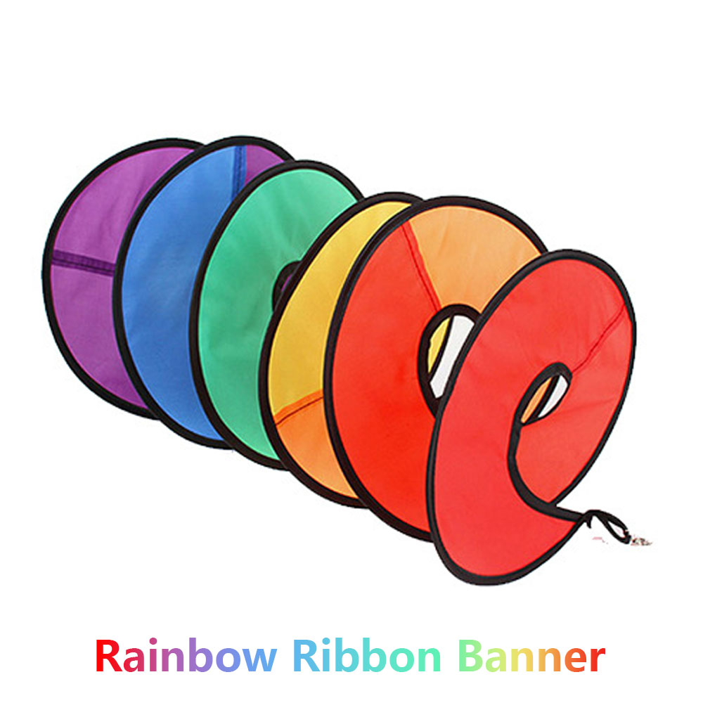Rainbow Colourful Celebration Flags String Banner Christmas Bunting Party Home Decor DIY Handmade Wedding Banners Outdoor Tool