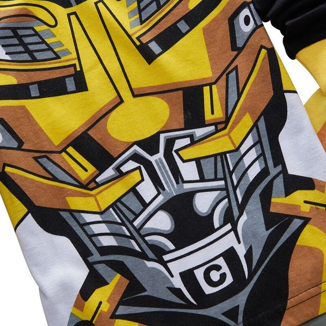 Kids Transformers Pyjamas Clothing Set