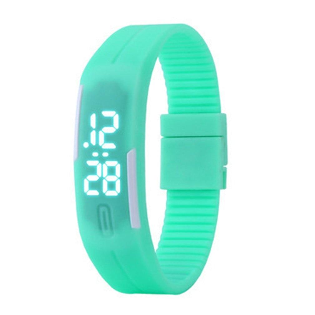 Kids Watch Sport Multi Function LED Stopwatch Wrist Watch Digital Child Wristwatch Age 4-12 Boy Girl