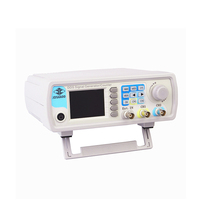 JDS6600 Digital Dual Channel DDS Function Signal Generator Arbitrary Waveform Pulse Signal Generator 60MHz Frequency Meter