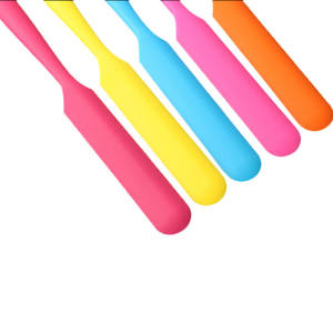 Scraper Cake-Spatula Silicone Baking-Tool Cooking-Gadgets Heat-Resistant Kitchen Eco-Friendly