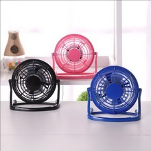 Portable USB Mini Fans Desk 4 Inch Cooler Cooling Desk Fans For Home Office Outdoor Caping Tools Fan Quiet Super Mute Coolerfor