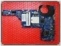 640893-001 para hp pavilion g6 g6-1000 laptop placa base con amd chipset 100% probó el envío libre!