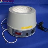 1000 ml Lab SXKW Manta de Aquecimento Elétrico Termostato Digital manta De Aquecimento De Laboratório