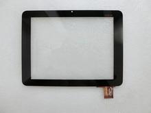 """Nueva 8 """"Para IRU M801G 3G Tablet panel de pantalla Táctil Digitalizador Del Sensor de Cristal de Reemplazo Envío Gratis"""