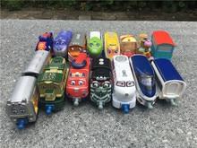 Takara Tomy Chuggington Treinen Wilson/Koko/Brewster/Chatsworth/Old Puffer Pete/Frostini Lc Metalen Speelgoed auto Nieuwe Geen Pakket