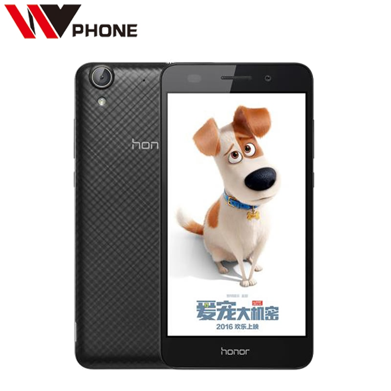 Original Huawei Honor 5A Play 2G RAM 16G ROM 5.0 inch 13.0 MP 4G LTE Mobile Phone Octa Core Android 6.0