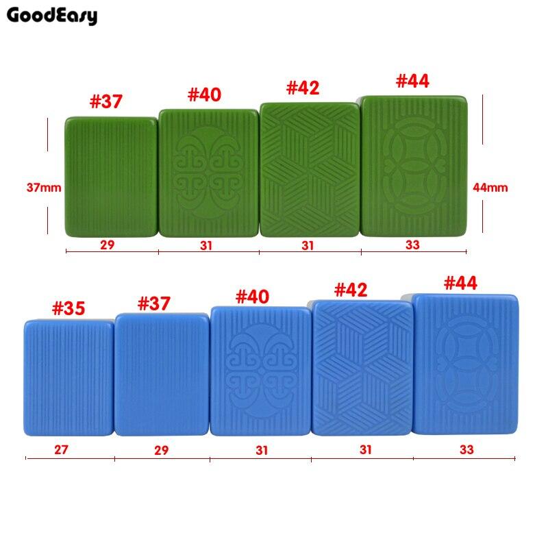Hot Sell High Quality Traveling Mahjong set Mahjong Games Home Games mahjong tiles Chinese Funny Family Table Board Game